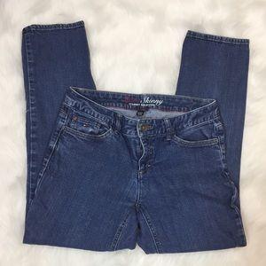 Tommy Hilfiger 8s Womens Spirit Skinny Jeans